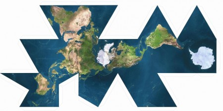 Dymaxion_Map